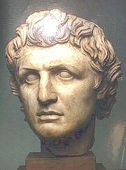 Seleucus I Nicator Satrap Babylon King of Syria (69th Great Grandfather)