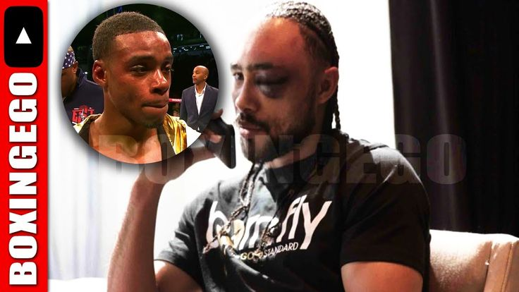 "ERROL SPENCE JR ""KEITH THURMAN BEEN KO'D AND DOWNED IN THE AMATEURS ITS ..."