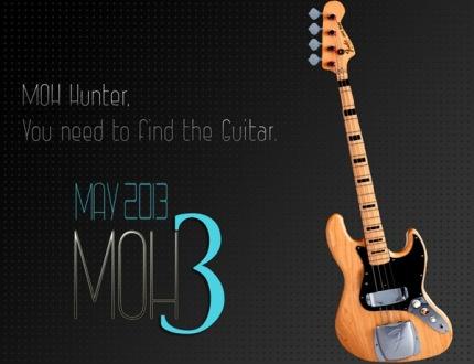 Men Only Hunt 3 – MOH3 Group / Object Guitar Secondlife Hunts