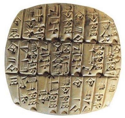 escrita_cuneiforme_sumeria