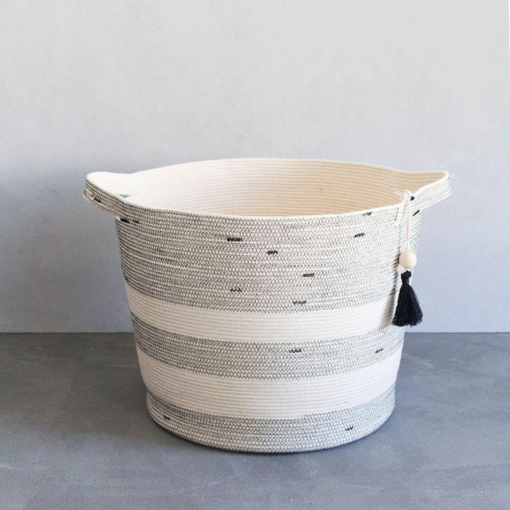 Floor Basket by Mia Mélange
