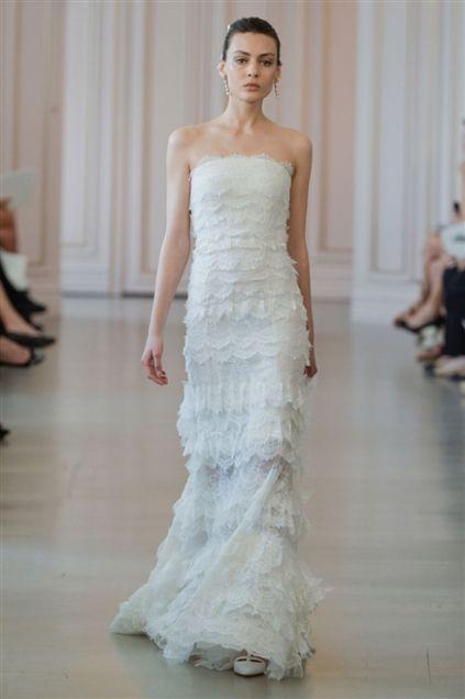Sfilata Oscar De La Renta - Sposa 2016 - New York - Moda - Elle