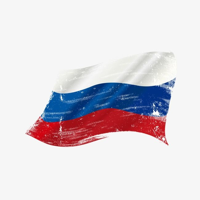 Drawing The Russian Flag Vector Material Watercolor Russia Flag Png Transparent Clipart Image And Psd File For Free Download Di 2019