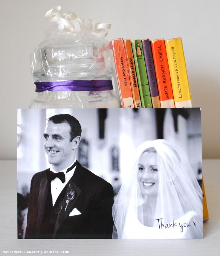 personalized wedding thank you notes%0A personalised photo wedding thank you cards