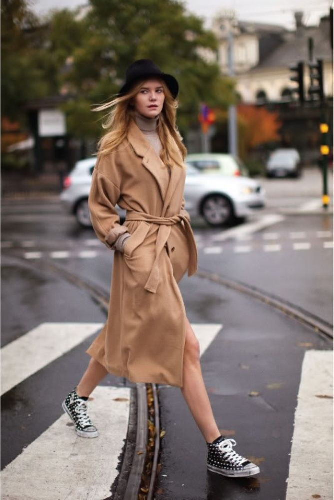 Trendy Trenches