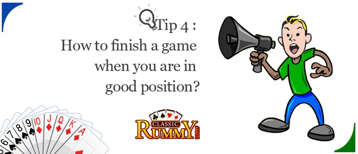 Split: If you are in a good position in the game and in a hurry to finish, going for the split option makes sense. https://www.classicrummy.com/rummy-tips-and-tricks-to-win?link_name=CR-12