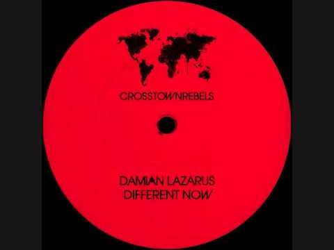 """Different Now"" (Dead Seal Remix) - Damian Lazarus"