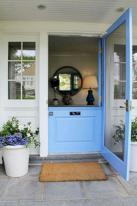 17 best images about front entry and portico ideas on for Half door ideas