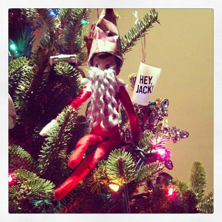 Uncle Si Elf On The Shelf Elf On The Shelf Elf Elf On