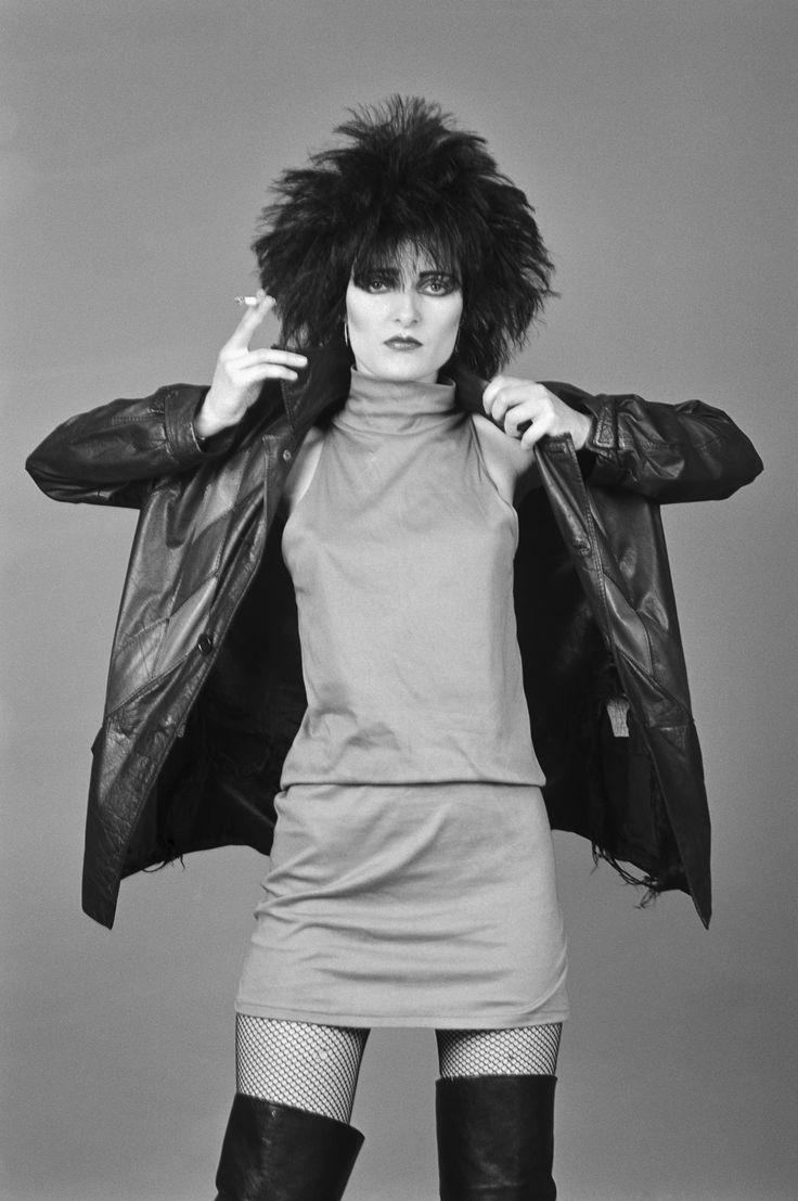 Siouxsie Sioux.
