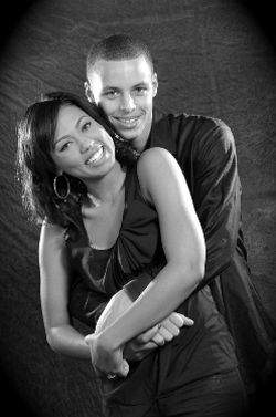 stephen curry and ayesha alexander curry