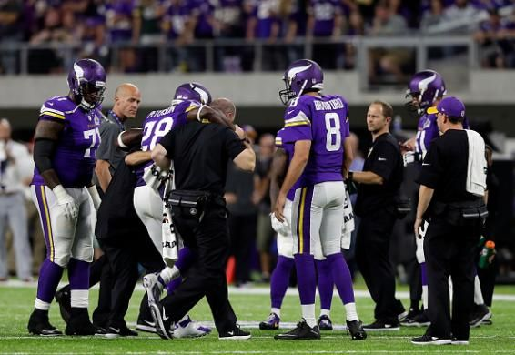 2016 NFL Fantasy Football Injury News: September 19 - Michael A. Stein