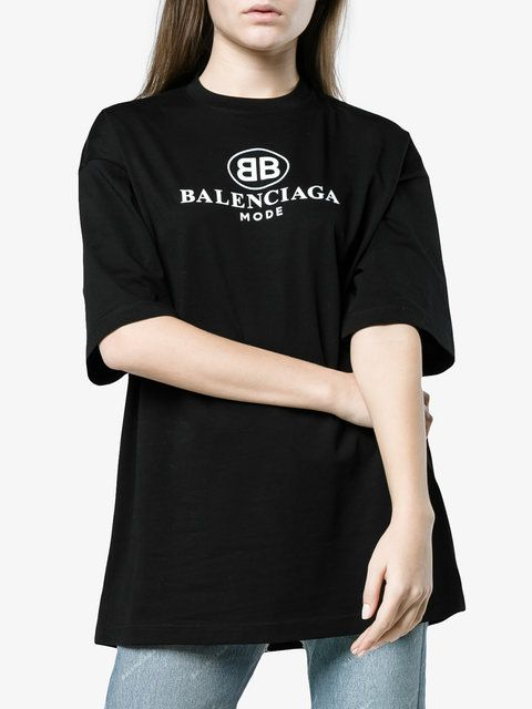 12acbfcff Balenciaga BB Mode Semi Fitted T-shirt | Menswear in 2019 ...