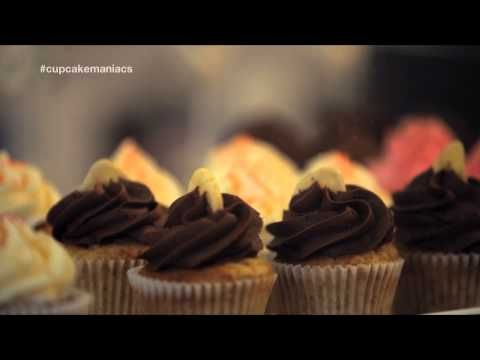 Cupcake Maniacs 1: Cupcakes de chocolate - YouTube