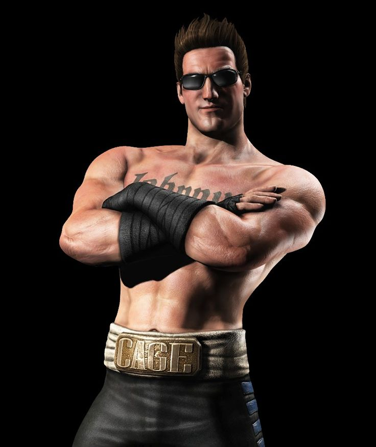 johnny cage classic