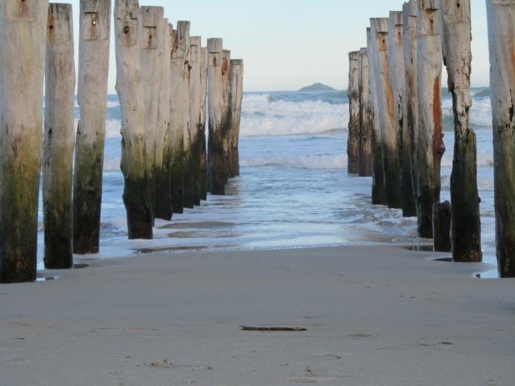 Dunedin - New Zealand St Clair Beach.