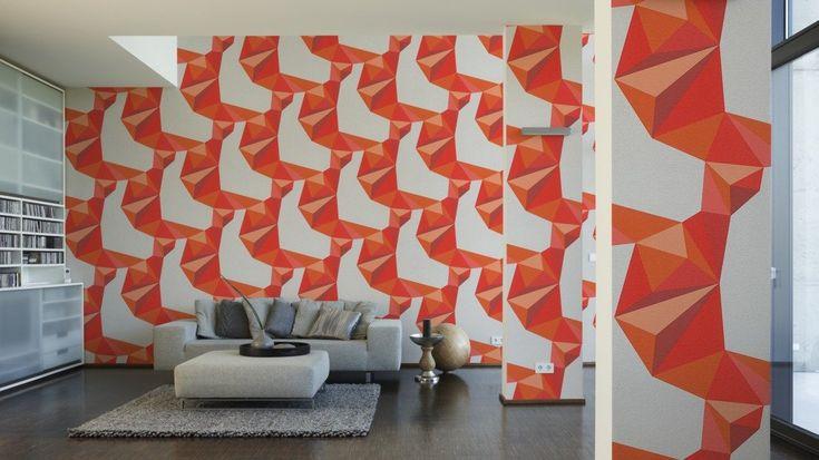 Origami 10.05m x 53cm Wallpaper