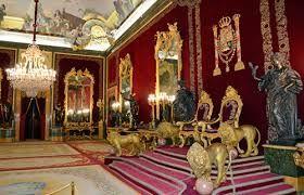 Resultado de imagen de palacio real madrid museo