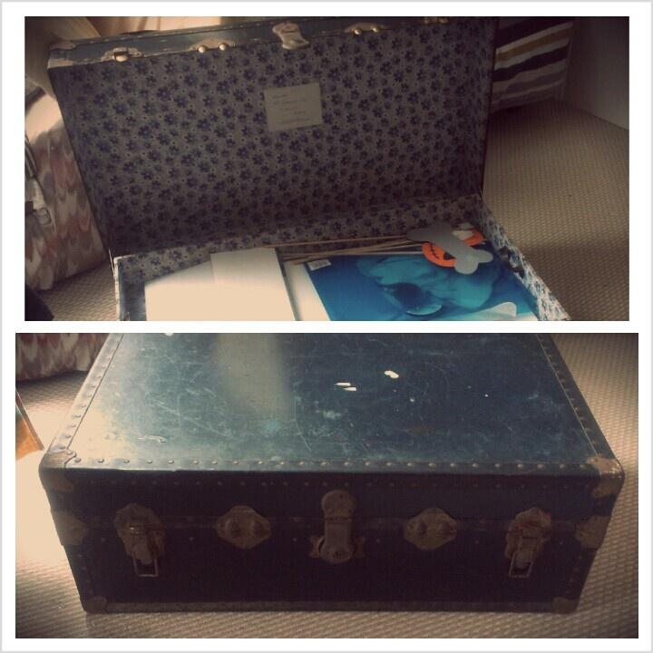 Cases- huge vintage case