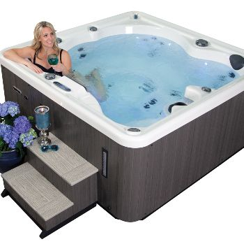 21 best hot tub april 2017 images on pinterest spa for Whirlpool baths pros and cons