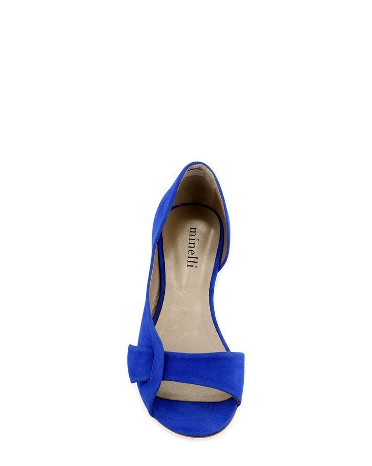 Ballerine - Billie -  Chaussures Femme Printemps Eté version plate !!