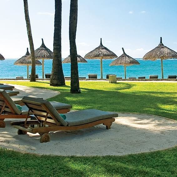 chilling in the shade this afternoon... #constancehotels #bellemareplage #mauritius #midweekescape #relax #sunloungers #heat #seaview