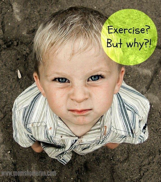 10 reasons to get your child to exercise