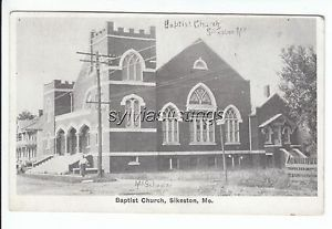 historical photos sikeston, mo | Baptist-Church-Sikeston-Missouri-Scott-New-Madrid-County-MO-Old ...
