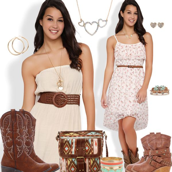 Cute Country Girl Style