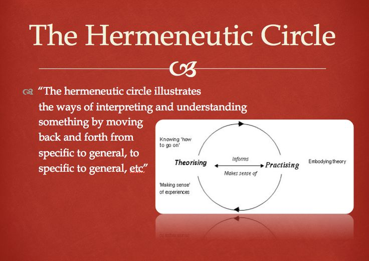 the approach of hermeneutics Legal hermeneutics is an approach to legal texts that understands that the legal text is always historically embedded and contextually informed so that it is.