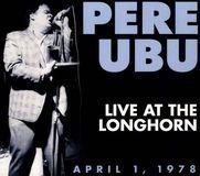 Live at the Longhorn: April 1, 1978 [LP] - Vinyl