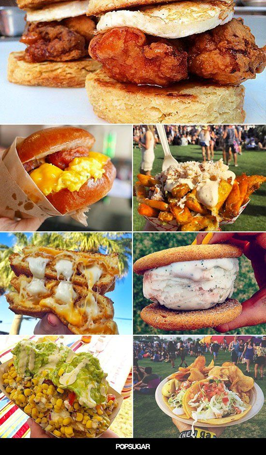 Pin for Later: All the Insane Food You Have to Eat If You're Going to Coachella Weekend 2