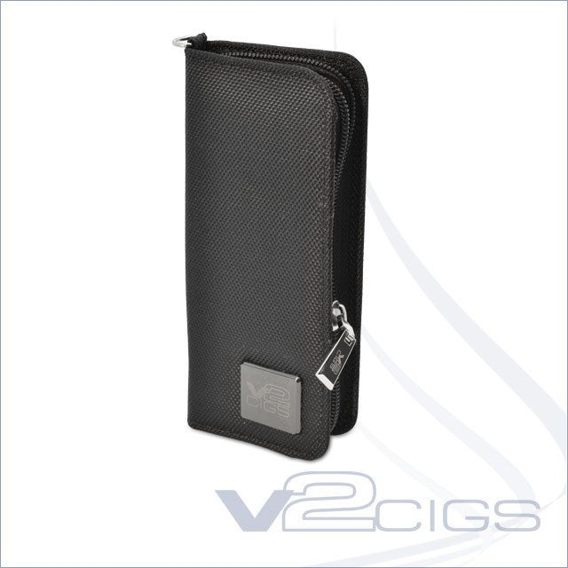 V2 Cigs Soft Carry Case - V2Cigs UK. Designed to perfection to fit all sizes in the V2 Cigs battery line-up the New V2 Soft Case is a convenient way to carry your V2 electronic cigarettes with style.