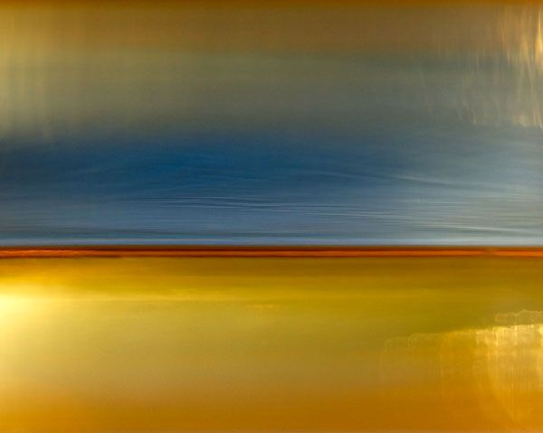 Abstract Landscapes: Photos by Frances Seward