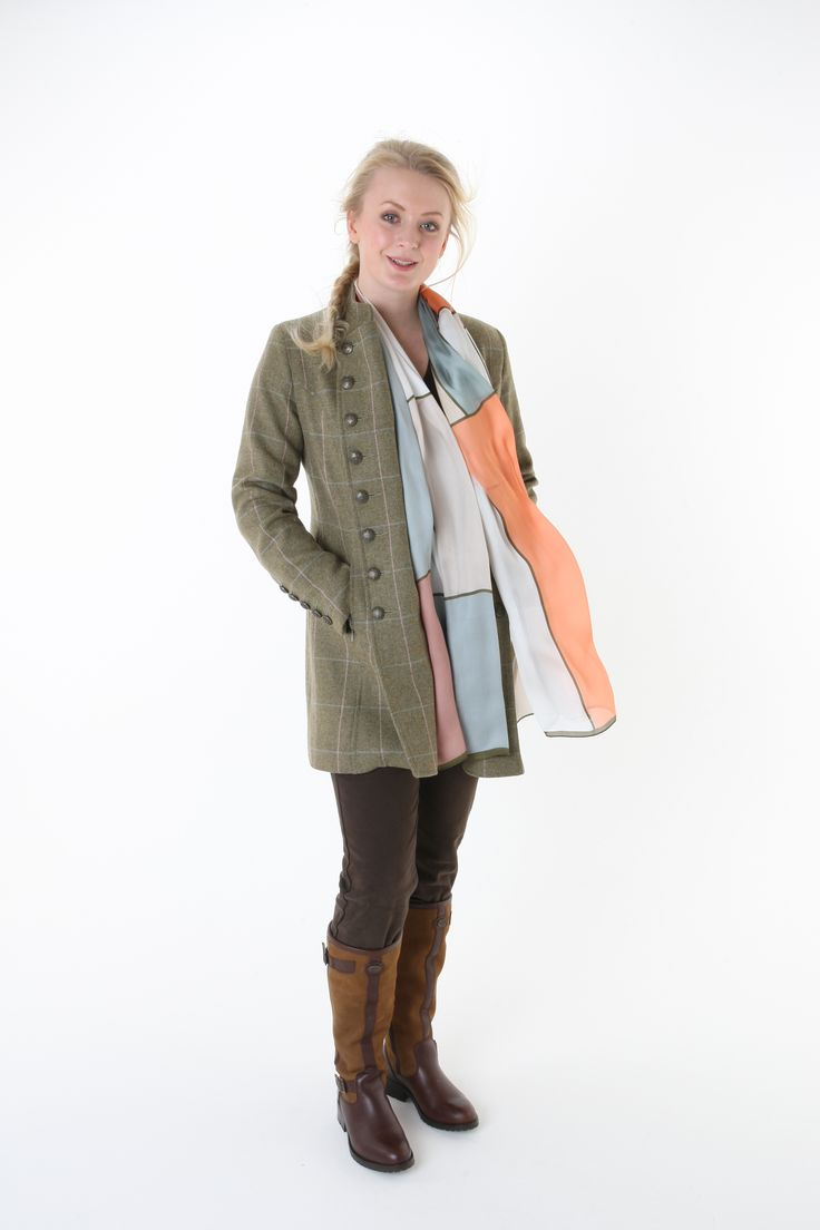 13 Best Images About Ladies Tweed Jackets On Pinterest