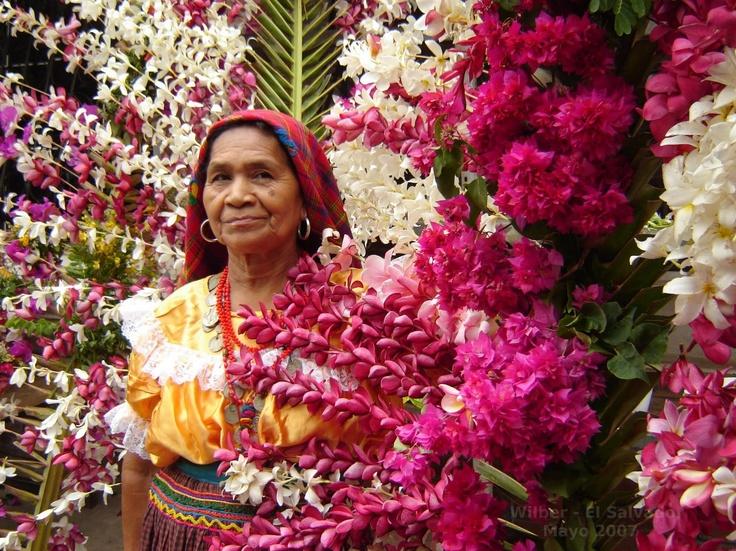 Panchimalco Festival de Las Flores 2007 - El Salvador   suchitoto.tours@gmail.com