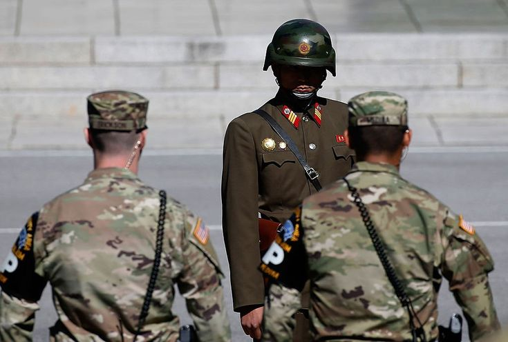 A Mexican standoff on the #Korean Peninsula | #TheHill http://thehill.com/opinion/national-security/368908-a-mexican-standoff-on-the-korean-peninsula Patriots know that #Trumpisright