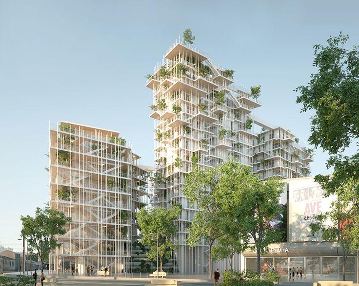 sou-fujimoto-laisne-roussel-propose-vegetated-towers-for-bordeaux-euratlantique-designboom-X1