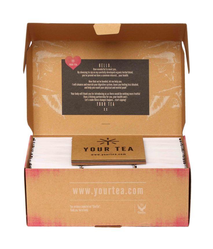 Minuscule Tea Teatox (28 jours)