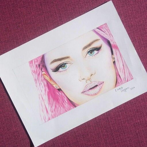 Era Istrefi Drawing