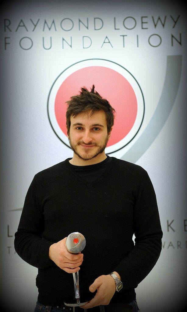 Marco Gottardi, VI #LuckyStrike Talented Designer Award. Politecnico, Milan