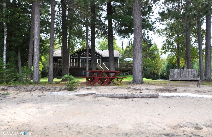 Check out this Cottage Rental in Haliburton, Ontario, Canada on CanadaStays!