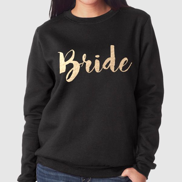 Bride Wedding Hen Do | Quote Slogan Illustration Personalised Unisex, Tumblr, Blog Fashion Drawing Funny, Hipster, Joke, Gift, Sweater, Sweatshirt, Hoodie, Hooded, Top Women Ladies Girl