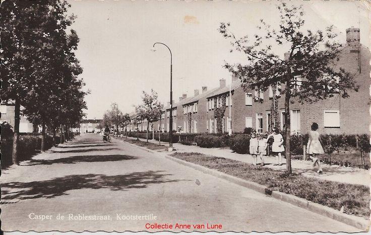 Plaats:    Kootstertille Datering: 1965 Nieuwe woningen gebouwd in 1960.