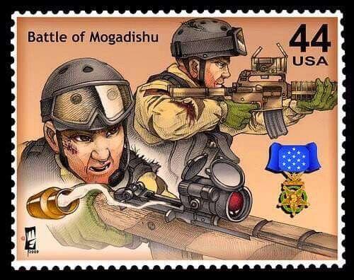 Selo Battle of Mogadishu