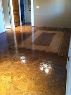 Brown Paper Bag Flooring How To