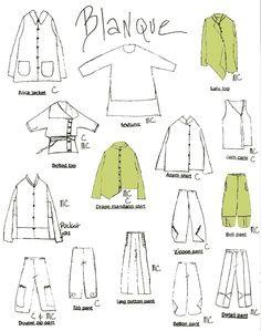 Lagenlook Skirt Patterns | Lagenlook Patterns