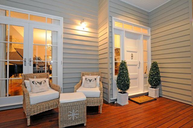 Gallery | The House that A-M Built Pretty exterior color with white trim