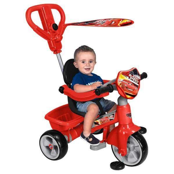 Triciclo Cars Famosa