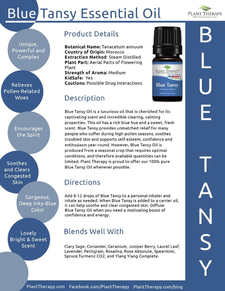 Blue Tansy is one essential oil that, until recently, I knew very little about. Plus it was in such short supply that I was afraid to use it, mess up, and possibly 'waste' it, so instead my treas…